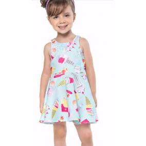 Vestido Mon Sucre Infantil 13.11.31248