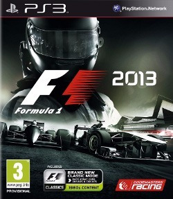 Jogo Formula 1 F1 2013 Playstation 3 Ps3 Mídia Física Origin