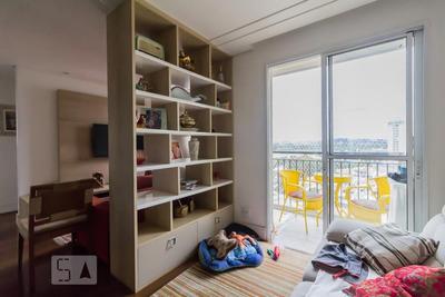 Apartamento No 10º Andar Mobiliado Com 2 Dormitórios E 1 Garagem - Id: 892907511 - 207511