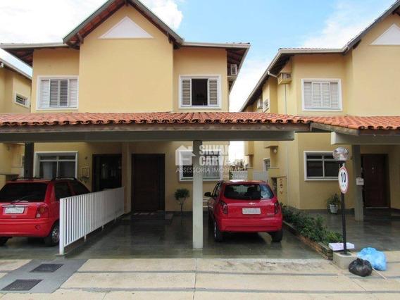 Casa À Venda No Condomínio Rio Tocantins Em Itu - Ca7106