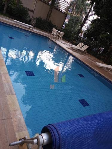Apartamento Com 3 Dormitórios À Venda, 101 M² Por R$ 850.000,00 - Cambuí - Campinas/sp - Ap0250