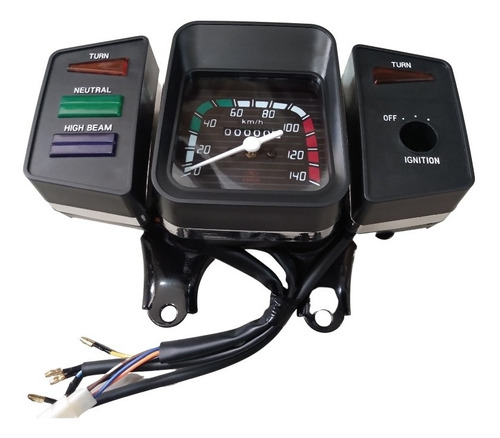 Imagen 1 de 1 de Tacómetro Velocimetro Rx 100 India