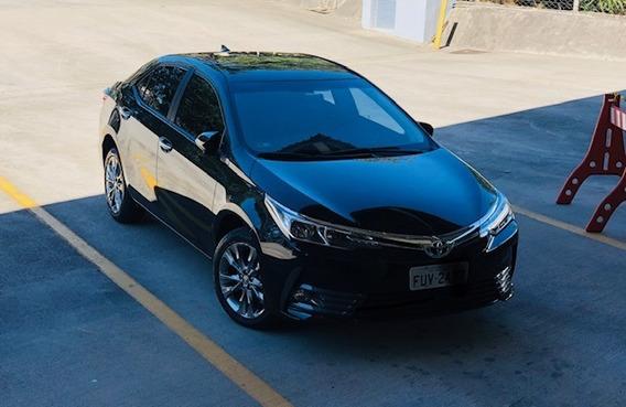 Toyota Corolla Xei 2018 Único Dono Garantia 2021 25.000km