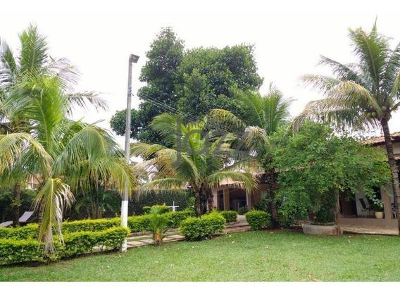 Aconchegante Chácara Com 3 Dormitórios À Venda, 1262 M² Por R$ 650.000 - Chácaras De Recreio - 2000 - Hortolândia/sp - Ch0194
