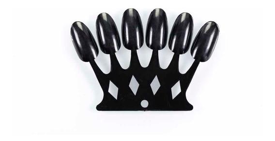 Muestrario Uñero Corona X 10 Unidades Manicura Nail Art
