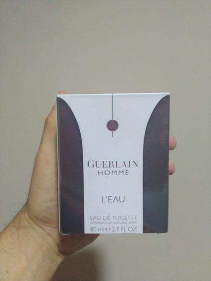 Guerlain L Eau Frasco De 80ml Raro
