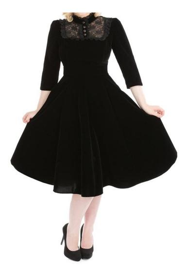 Vestido Goth Gótico Te905