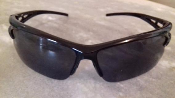 Óculos Sport A Prova Vento Uva 400 Black