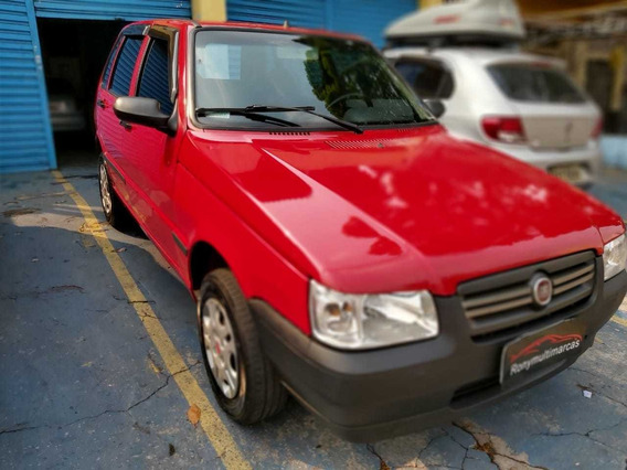 Fiat Uno 1.0 Mpi Mille 8v 2010