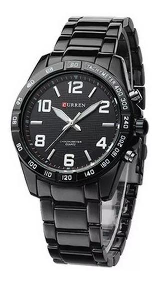 Relógio Masculino Casual Curren Analógico 8107