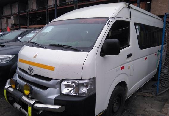 Toyota Hiace 2015 Uso Personal
