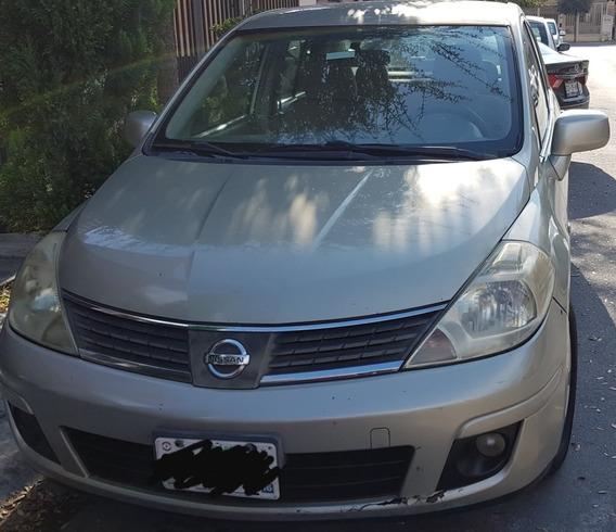 Nissan Tiida 2007 1.8 Emotion