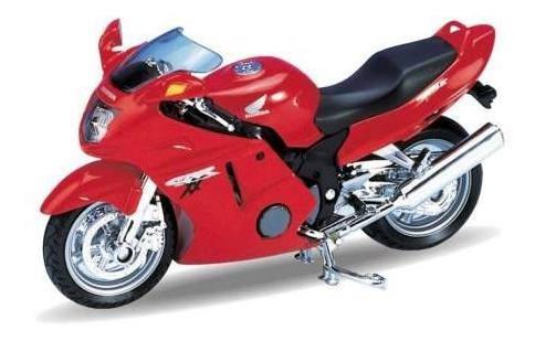 Moto Honda Cbr1100xx Escala 1:18 Welly