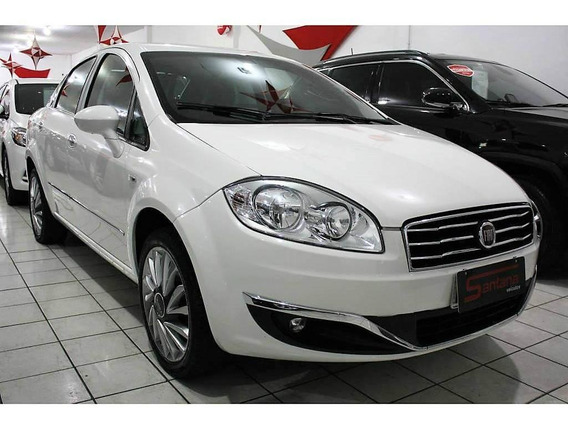 Fiat Linea Absolute 1.8 Flex Dualogic 4p 40.000 Km Único Don