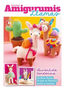 Crochet Amigurumis Llamas - Arcadia Ediciones