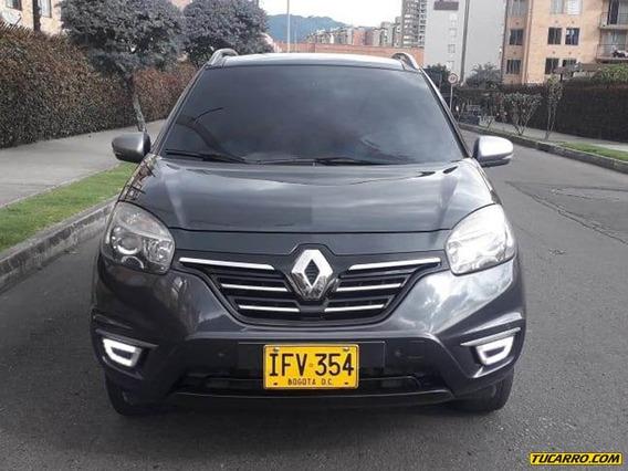 Renault Koleos Sportway 2.5cc 4x4 At Aa Fe