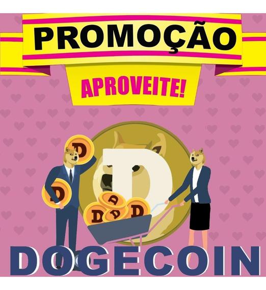 2000 Dogecoins - Doge Promoção