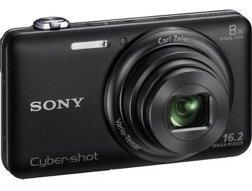 Câmera Fotográfica Sony Dsc W830 + Cartão Sandisk Ultra 32gb