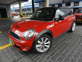 Mini Cooper S 1.600 Cc At 2011
