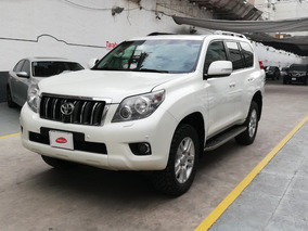 Toyota Land Cruiser 4.0 Prado 2011 Anticipo Taraborelli Pale