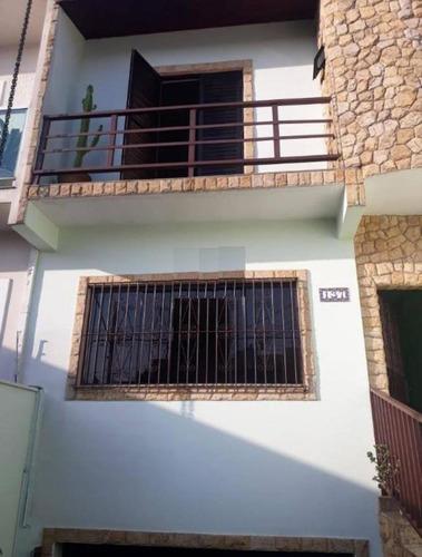 Imagem 1 de 17 de Sobrado Com 03 Dormitórios E 248 M² A Venda Na Vila Lúcia, São Paulo | Sp. - Sb3145v