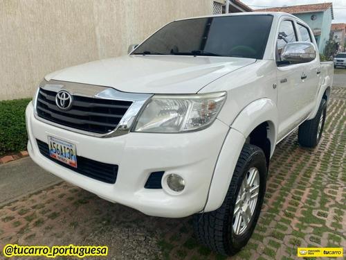 Toyota Hilux 2.7 4x2 Automático