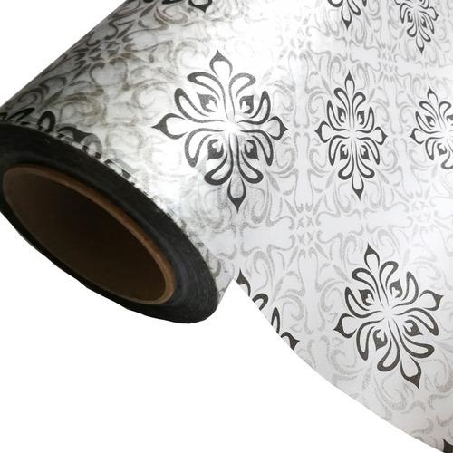 Películas Decorativa Para Vidrio Adhesiva Tipo Stiker