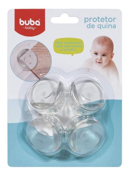 Protetor De Quina Carinha - Buba Baby 15403