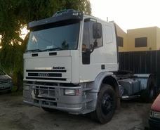 Tractor Eurocargo 160e23 Modelo 1999 *mecánica Mercedes 1620