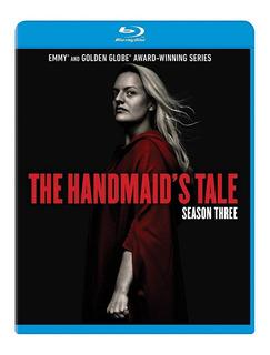 Blu Ray The Handmaids Tale Season 3 Temporada Cuento Criada