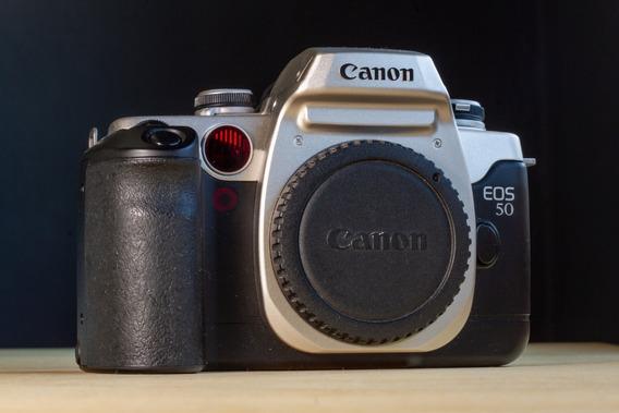 Canon Analógica - Eos50