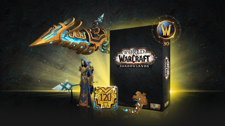 World Of Warcraft Shadowlands Epic Edition + 30 Dias Tiempo