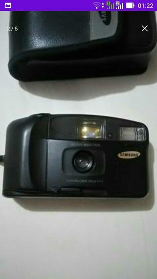Baixei! Máquina Fotográfica Samsung De Filme