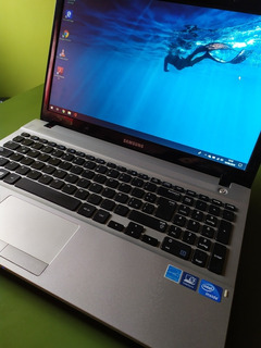 Notebook Samsung Np 270 En Excelente Estado Contado!!!