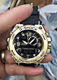 Relógio G-shock Steel Frete Grátis + Vedação