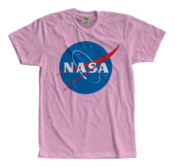 Camiseta Camisa Nasa Geek Tecnologia Astronomia Moda Tumblr