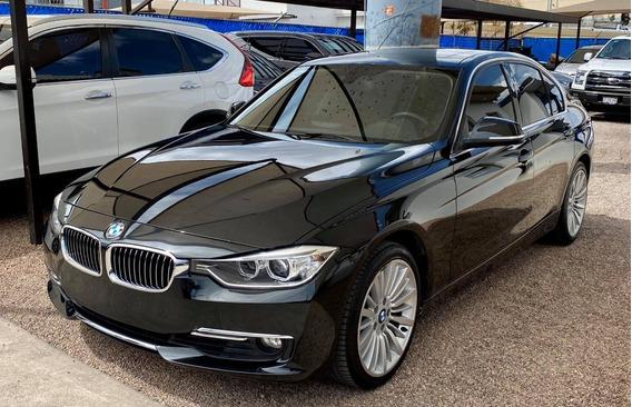 Bmw Serie 328ia Luxury Line 2015