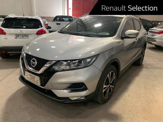 Nissan Qashqai Advance Cvt Descuenta Iva 2020