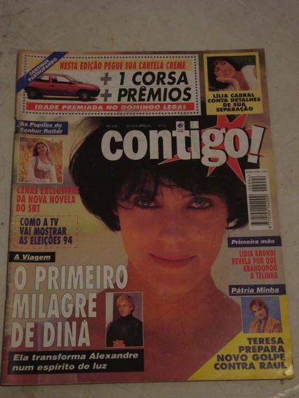Revista Contigo Nº 994 - Christiane Torloni - Outubro 1994