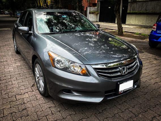 Honda Accord Exl 2012 Sedán 2.4l At Qc, Para Exigentes