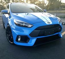 Ford Focus Rs 2016 Edicion Lemans