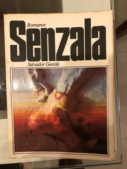 Livro Romance Senzala Salvador Gentile