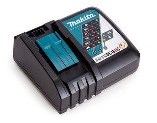 Bateria Makita 18v Cargador Simple Rapido Original Mafacha