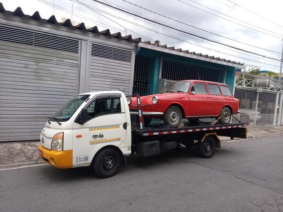 Guincho Hyundai Hr 2.5 Rd Extra-longo 2p 2008