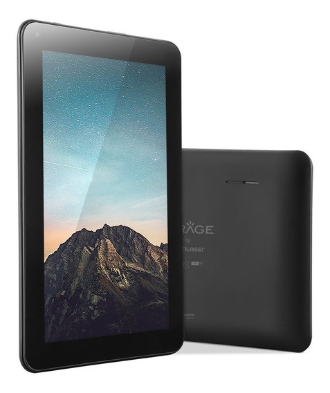 Tablet Mirage 71t 9 Pol 1gb Ram Android 8.1 16g Preto - 2017
