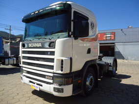 Scania Scania 124 360 4x2 Frontal Branco
