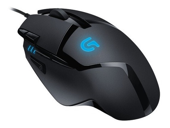 Mouse Logitech Gamer G402 Hyperion Fury Fps Gaming 4.000 Dpi
