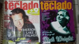 Revista Cover Teclado 2 Unidades