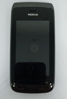 Nokia Asha 310 Preto Com Defeito Sem Garantia