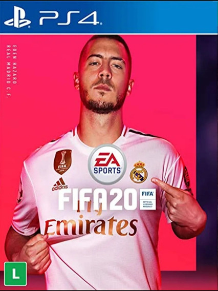 Fifa 20 Ps4 Digital² Original Vitalicio - Jogo Permanente